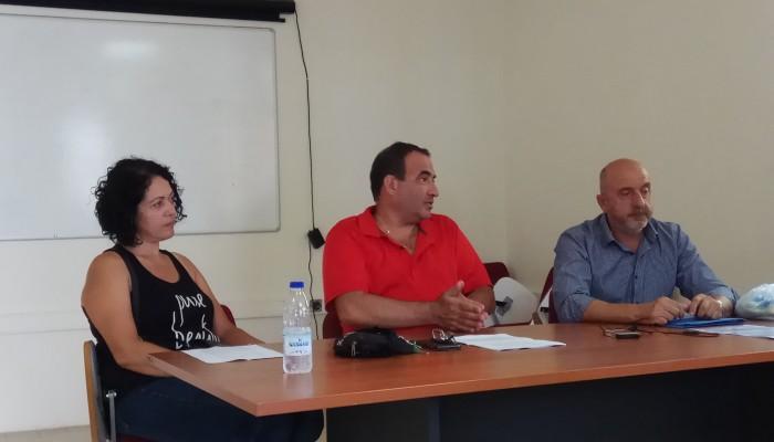 Ο δ.Σφακίων ενημέρωσε επιχειρηματίες για τις οικονομικές τους υποχρεώσεις