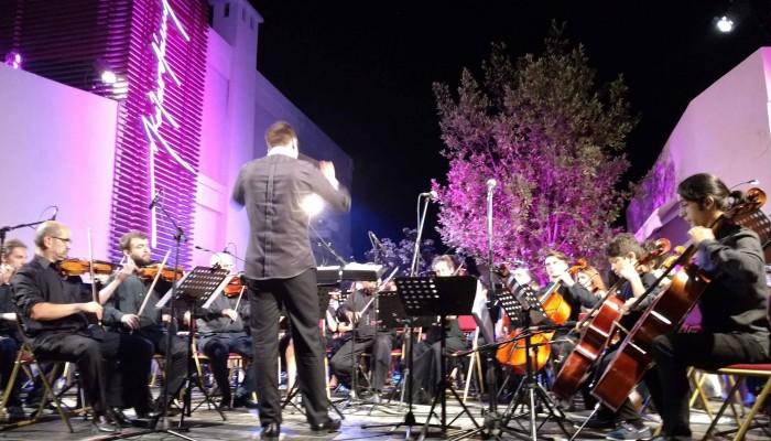 Η Συμφωνική Ορχήστρα Νέων Κρήτης του Δ. Ηρακλείου «συνάντησε» τους Βeatles