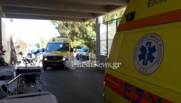 Ηράκλειο: Ακρωτηριάστηκε και στο άλλο άκρο ο τραυματίας του σεισμού στη Κω