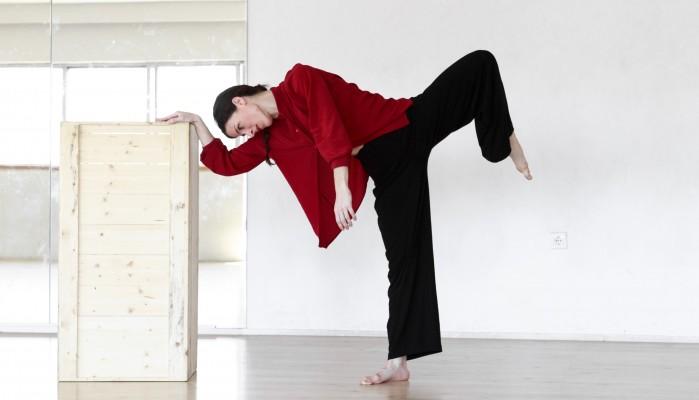 Αρχιτεκτονική+ Χορός & 2 σόλο στο Βενιζέλειο Ωδείο Χανίων-Dance Days Chania