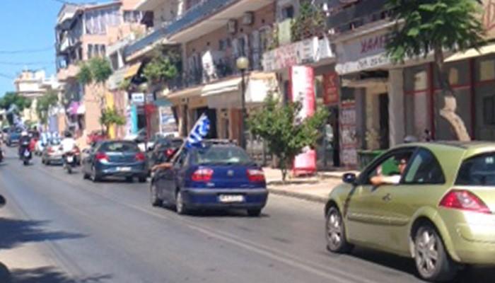 Μηχανοκίνητη πορεία στα Χανιά από τους οπαδούς του Αρτέμη Σώρρα