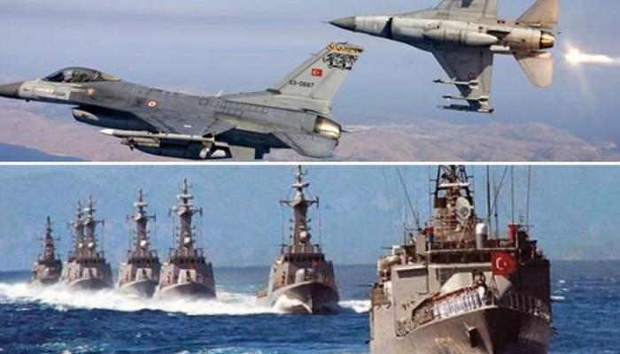 Πόλεμος νεύρων από Άγκυρα -'Εστειλε ακόμη 2 πλοία & 1 Y/B στην κυπριακή ΑΟΖ