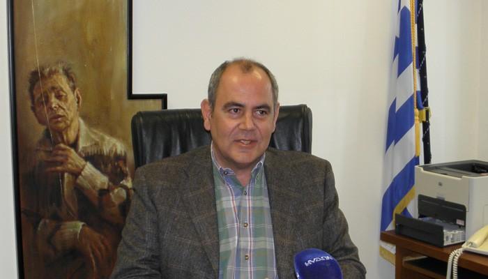 Β.Διγαλάκης: Το μόνο που με απασχολεί είναι το έργο στο Πολυτεχνείο Κρήτης