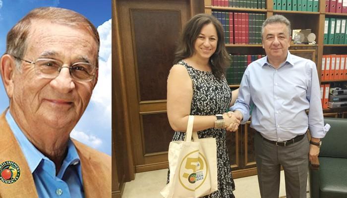 Επενδύσεις στην Κρήτη απο την Κέλλυ Βλαχάκη ομογενή μεγαλοεπιχειρηματία