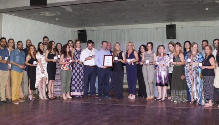 Χρυσό βραβείο για τη WIND στον ετήσιο διαγωνισμό της Teleperformance