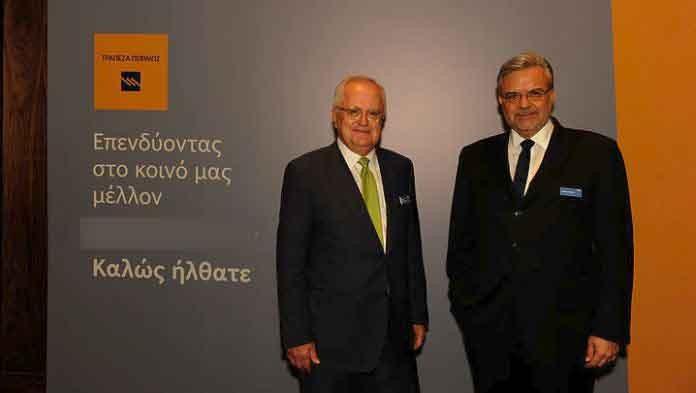 Η Τράπεζα Πειραιώς στηρίζει την υγιή επιχειρηματικότητα