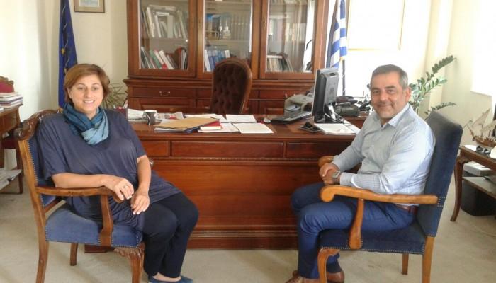 Η ΠΕ Λασιθίου στηρίζει τις θέσεις του δ.Οροπεδίου για τη σύραγγα Αποσελέμη