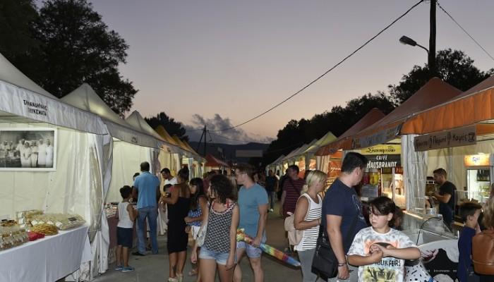 Λαμπρά εγκαίνια του 10ου Φεστιβάλ Κισσαμίτικης Κουλτούρας