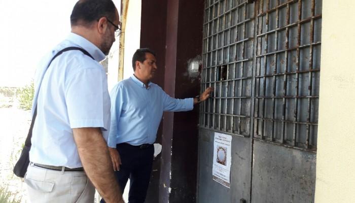 Στην Κρήτη ο ΓΓ του υπ. Δικαιοσύνης - Ξαναρχίζουν τα έργα για τη νέα φυλακή