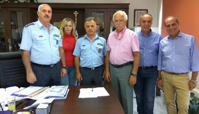Ο πρώην αστυνομικός σταθμός Στερνών μετατρέπεται σε ξενώνα της Ι.Ρ.Α Χανίων