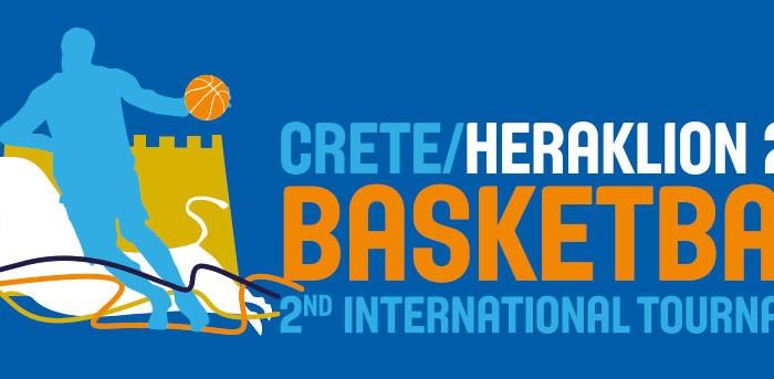 Το Σεπτέμβρη το 2st International Basketball Tournament Crete στο Ηράκλειο