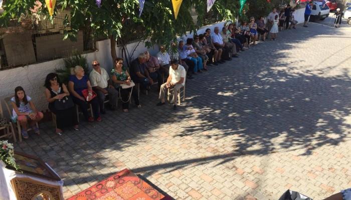 Εορτασμός του Αγ. Φανουρίου στον Γαλατά