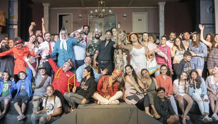 Boudalia 2017 με την παράσταση