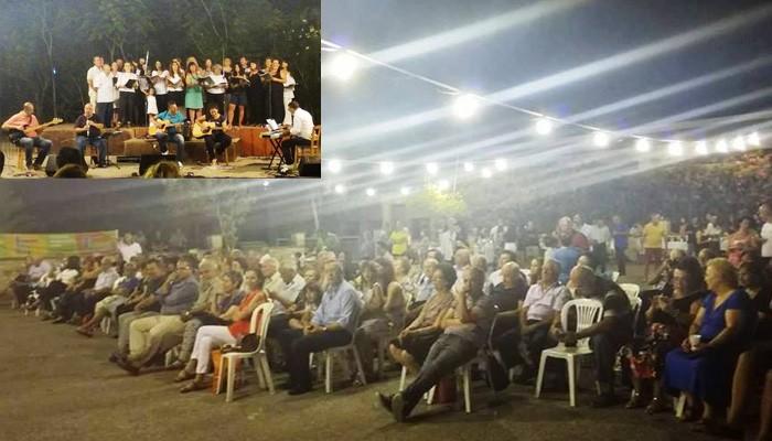 Δράσεις στο 7ο Φεστιβάλ Γη Πολιτισμός Τουρισμός του Δήμου Πλατανιά