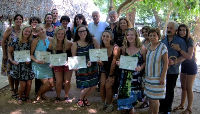 Ολοκληρώθηκε το πρόγραμμα δωρεάν εκμάθησης αγγλικών στον Αποκόρωνα