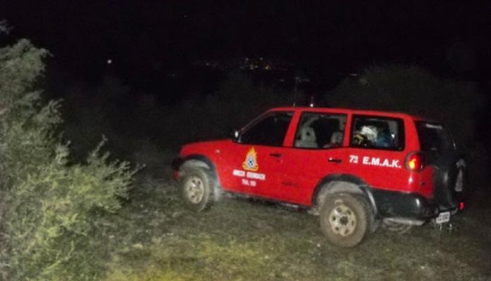 Άφαντοι οι δυο νεαροί τουρίστες στην Παλαιόχωρα-Μεγάλη επιχείρηση διάσωσης