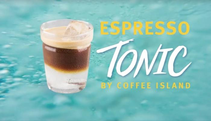 Το απόλυτο Coffee Cocktail του καλοκαιριού με espresso tonic-Δοκιμάστε το!