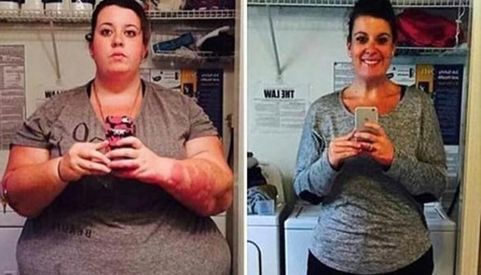 Άνθρωποι που έχασαν δεκάδες κιλά και έγιναν αγνώριστοι!