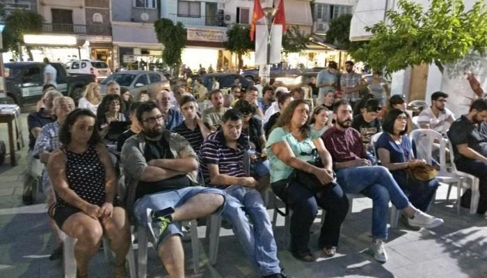 Μοίρες Ηρακλείου Κρήτης: Με επιτυχία η προφεστιβαλική εκδήλωση της ΚΝΕ