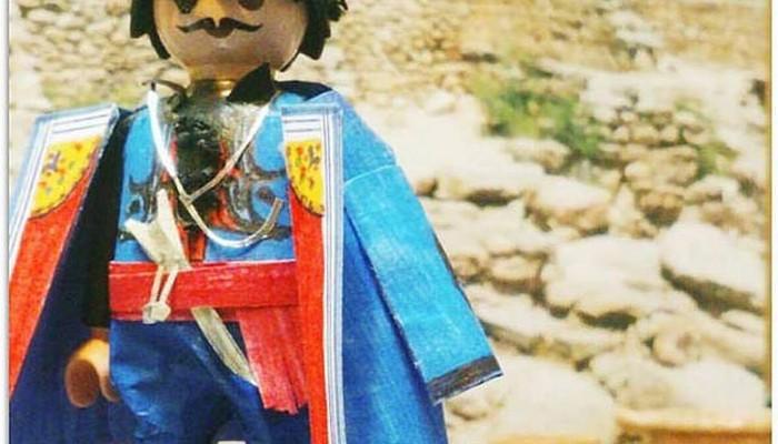 Η κρητική φορεσιά & όχι μόνο έγινε Playmobil! Η απίθανη ιδέα ενός 20χρονου!