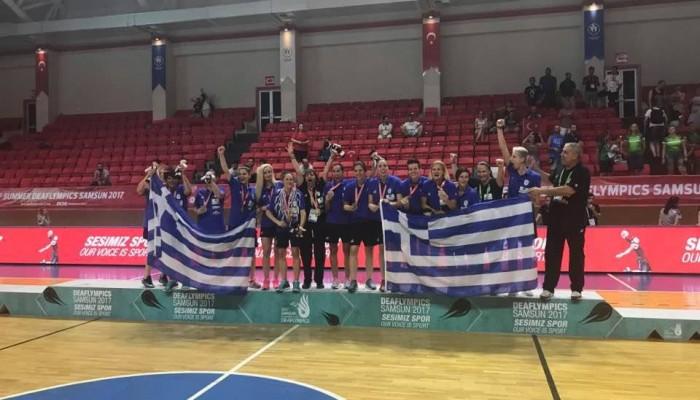 Προετοιμάζεται για το Ευρωπαϊκό Πρωτάθλημα Κωφών ο Δήμος Ηρακλείου
