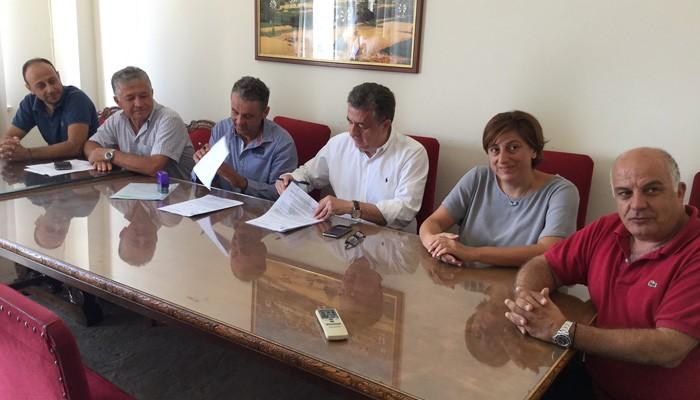 Αρναουτάκης: Θέλουμε σε όλη την Κρήτη να υπάρχουν αθλητικές εγκαταστάσεις