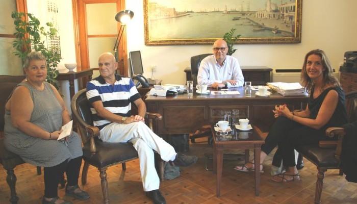 Συνεργασίες με επίκεντρο τον πολιτισμό μεταξύ των Δήμων Χανίων & Βενετίας