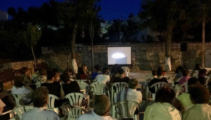 Σινεμά στις πλατείες των χωριών του Δήμου Πλατανιά
