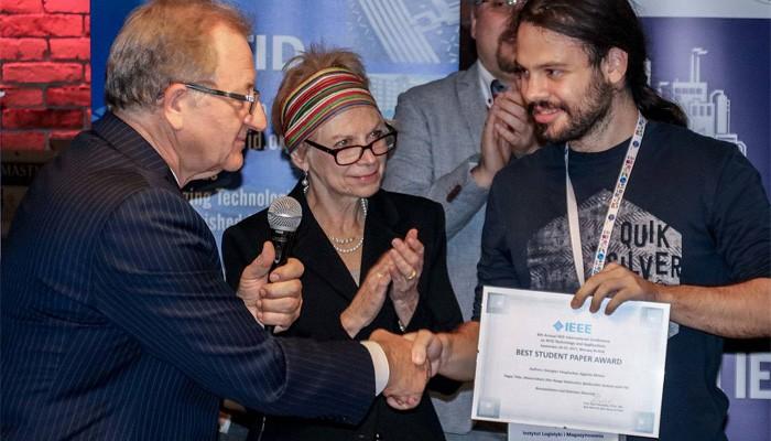 Best Student Paper Award στην Σχολή ΗΜΜΥ Πολυτεχνείου Κρήτης
