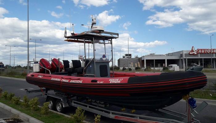 Η Κρήτη αποκτά σύγχρονο διασωστικό σκάφος από την ΕΟΔ