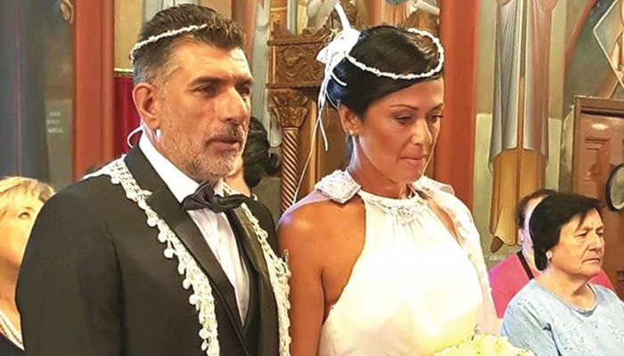Ο Βυζαντινός γάμος Κρητικού αξιωματικού της ΕΛ.ΑΣ.