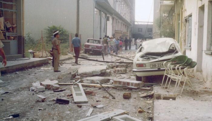 Η έκρηξη του Πανορμίτη μέσα από μαρτυρίες κατοίκων και φωτογραφίες