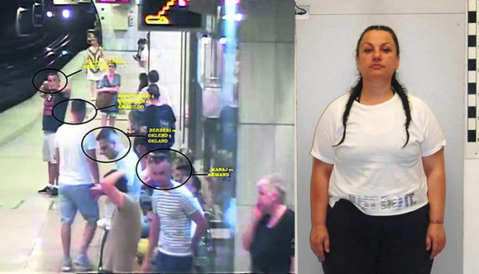 Η αρχηγός των πορτοφολάδων είχε συλληφθεί 8 φορές αλλά την άφησαν ελεύθερη
