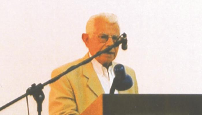 Συλλυπητήρια για το θάνατο του σπουδαίου Βιαννίτη Μ. Στρατάκη
