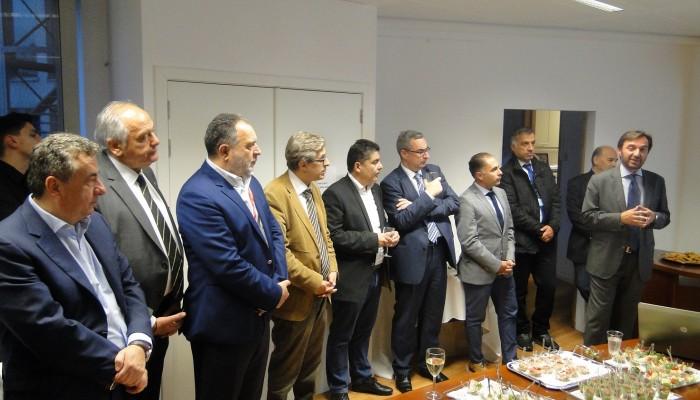 Δραστηριότητες της Περιφέρειας Κρήτης σε εκδήλωση που έγινε στις Βρυξέλλες