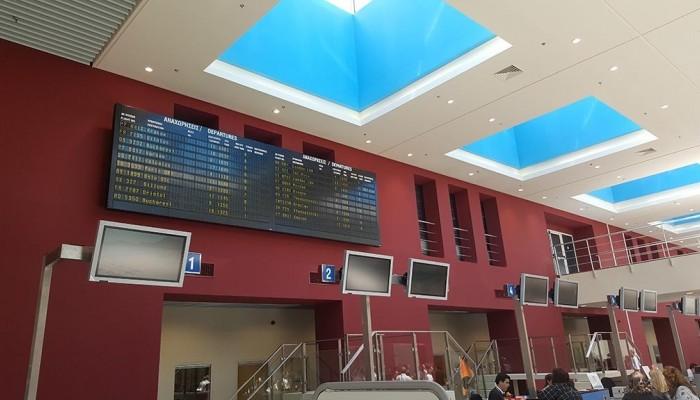 Ρεκόρ Ιανουαρίου για το Αεροδρόμιο Χανίων - Η ανακοίνωση της Fraport