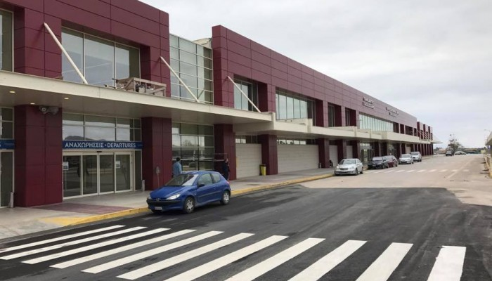 Αυξήσεις 100% στα τέλη του αεροδρομίου Χανίων από την Fraport