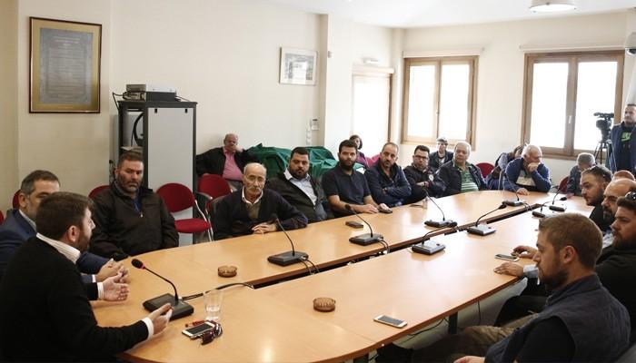 Επίσκεψη Ευρωβουλευτή Ν. Ανδρουλάκη στο Τζερμιάδων