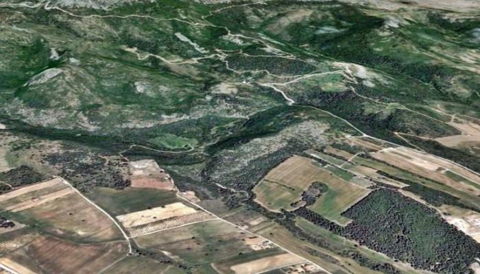 Στις 8 Δεκεμβρίου η ανάρτηση των δασικών χαρτών στο νομό Χανίων