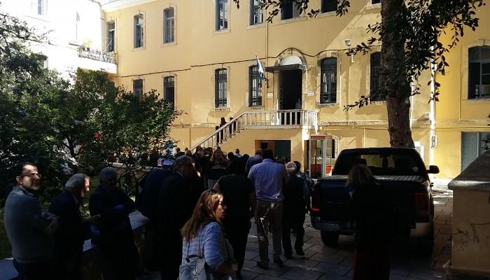 Συνελήφθη άντρας για τηλεφωνήματα βόμβας στα δικαστήρια Χανίων