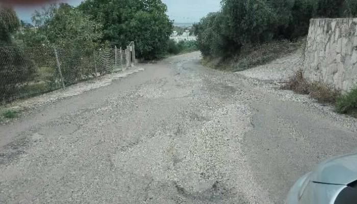 Διακοπή κυκλοφορίας λόγω έργων στην οδό Πατρός Αντωνίου