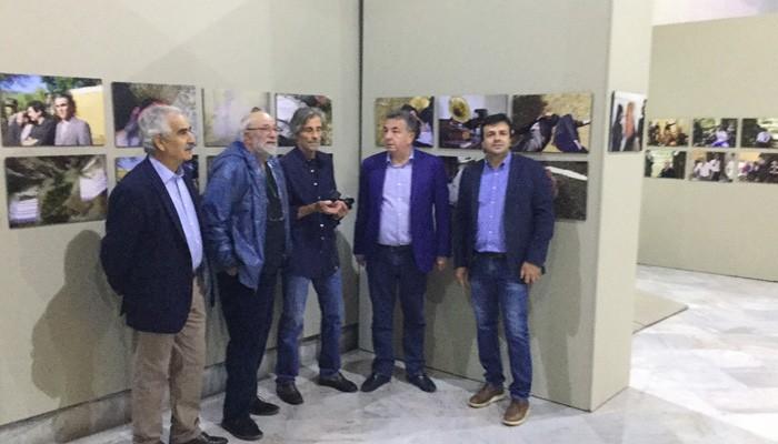 Άνοιξε τις πύλες της η έκθεση φωτογραφίας της ταινίας του Παντελή Βούλγαρη