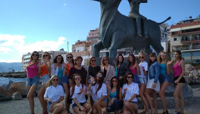 Δημοσιογραφικός... τουρισμός στην Κρητη