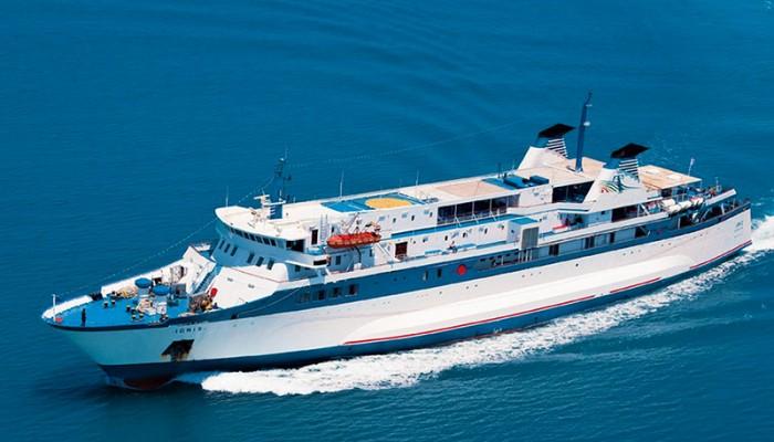 Ξεκινούν πάλι τα δρομολόγια από Κρήτη και Πειραιά για Κύθηρα - Αντικύθηρα