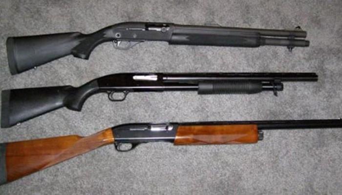 Ούτε 1, ούτε 2 αλλά 11 κυνηγετικά όπλα και 2 πιστόλια σε σπίτι στην Κίσσαμο
