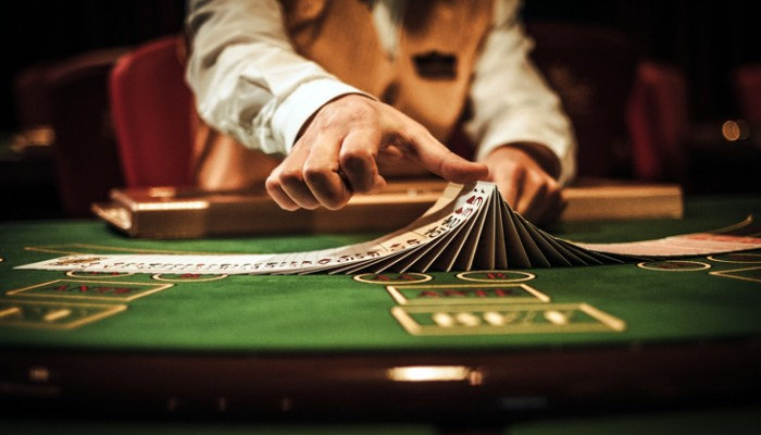 όργιο πόκερ