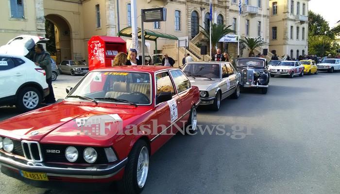 Άλλαξε η απόφαση για την κίνηση των «κλασσικών» και «ιστορικών» οχημάτων