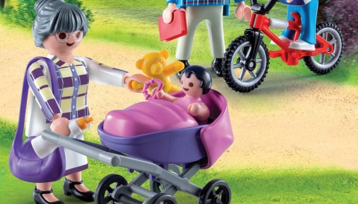 Νέες συλλεκτικές φιγούρες Playmobil αφιερωμένες στην ελληνική οικογένεια