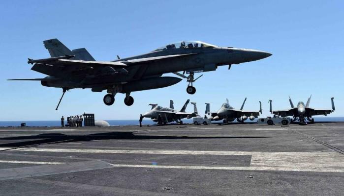 Αμερικανικό αεροσκάφος του ΠΝ συνετρίβη στη θάλασσα της Ιαπωνίας