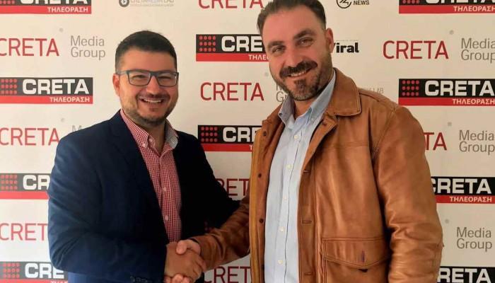Η Τηλεόραση Creta στηρίζει την ομάδα ΠΟΛΟ του ΟΦΗ